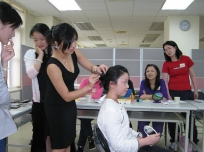 受暴婦女,婦女協會,彩妝教學,護膚保養,自信心