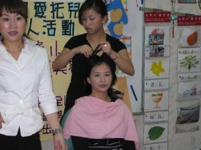 喬登美語,彩妝免費教學,髮型教學,母親節,魅力展現