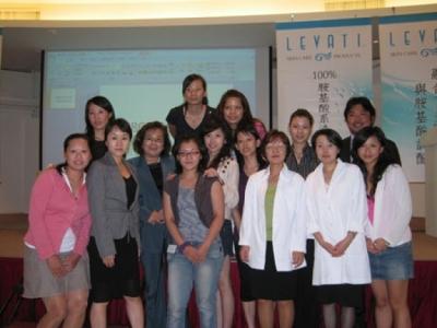 日本CAC,協會,研習會,護膚保養,胺基酸