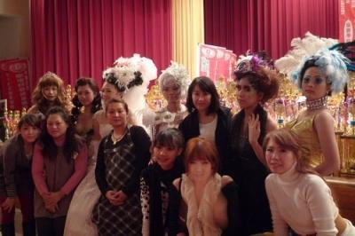 中華盃,彩妝競賽,新娘秘書