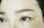韓國半永久繡眉全科班~真正韓國最新半永久繡眉技術,手把手教學,不限時數,保證學會
