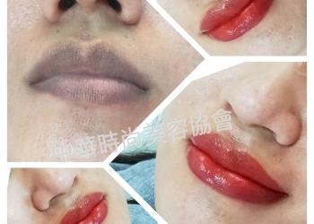 韓國半永久紋繡,韓國半永久定妝,繡唇,紋唇