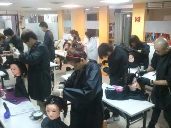 美髮師培訓班