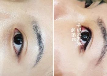 美瞳眼線,紋眼線,隱形眼線,繡眉師,紋繡,韓國半永久紋繡
