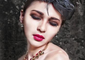 彩妝造型,彩妝,整體造型,彩妝師